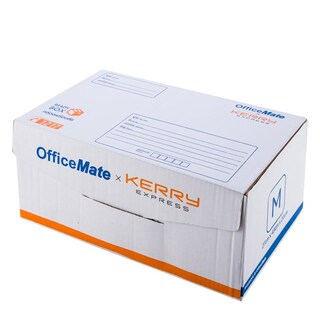OfficeMate X Kerry M-Sized Ready Box 20/Pack