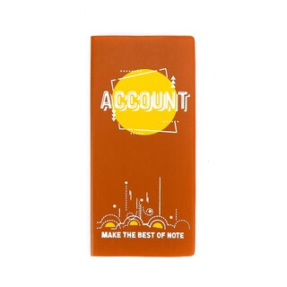 Accounting Book 60gsm. (50Sheets) King LC/20