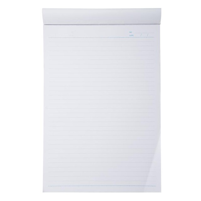 Report Pad A4 70 gsm. (50 Sheets/Book) Elephant P-101