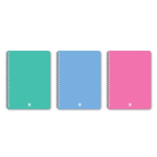 Wirebound Notebook B5 (60 Sheets/Book) Elephant NW-101