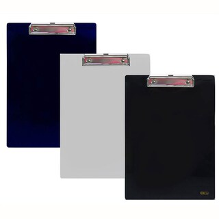 Plastic Clipboard Medium A4 ออร์ก้า