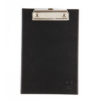 ORCA 101 Leatherette Clip Board F4 Asst. Colors