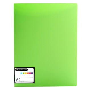 View Binder A4 Green (40 Sheets) ORCA DT-401