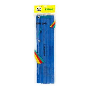 Panda Binding Bar 3mm. Spine Blue 12/Pack