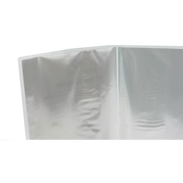 View Binder A4 Clear (20/Book) ONE