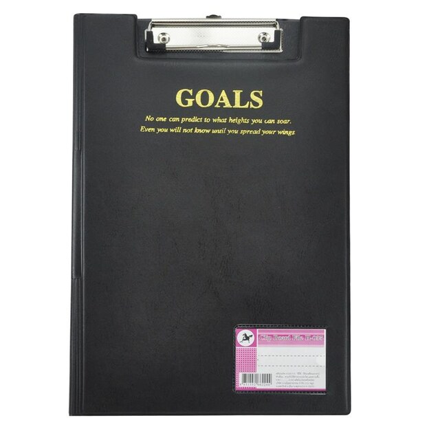 Horse H-035 Clipboard F/C Black