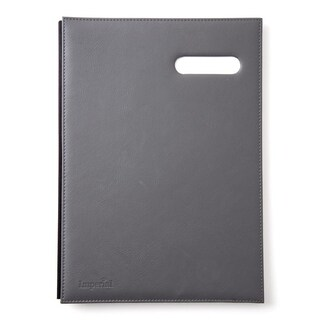 Imperial Signatory Book A4 Grey