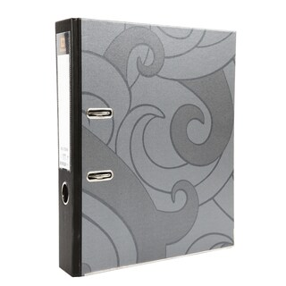 Lever Arch File A4 2-Inch Spine Black Elephant 125