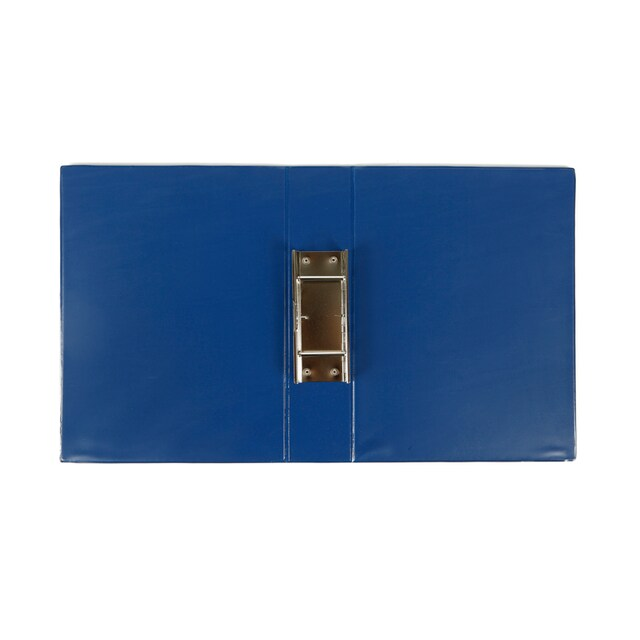 Butterfly 50-2S Spring Clip File A4 5 cm. Spine Blue
