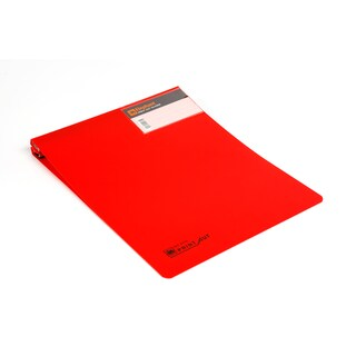 "Elephant 4332 Computer Printout Binder 9""x11"" Red"