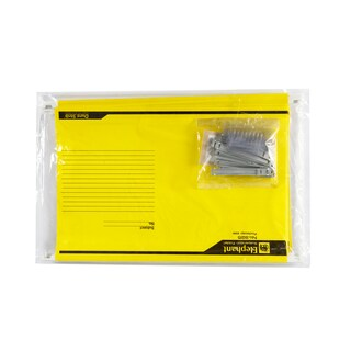 Suspension File F4 Yellow (10/Pack) Elephant 925