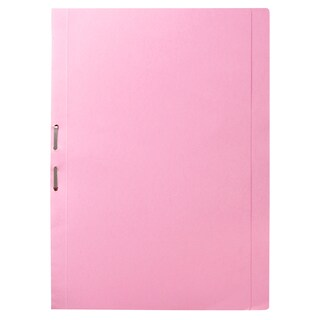File Folder With Fastener F/C Pink Baipo 403