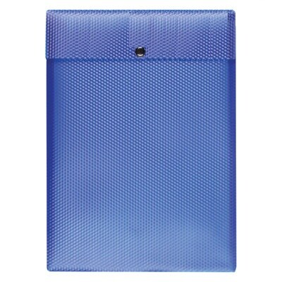 Bindermax V-58 Plastic Envelope A4 Blue