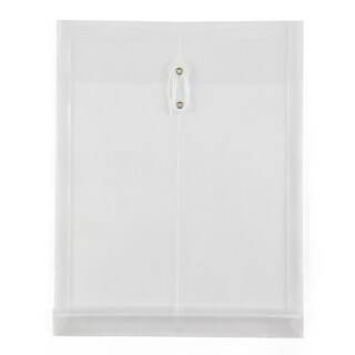 Plastic Envelope A4 White ออร์ก้า
