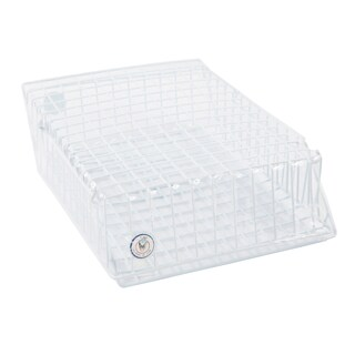 ORCA 2 Tiers PVC Stack Document Tray White
