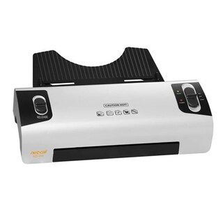 Laminator Silver Black Neocal ND-418