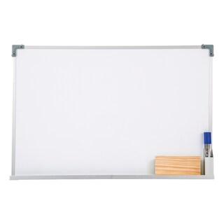 ONE Aluminium Frame Whiteboard 120x240 cm.