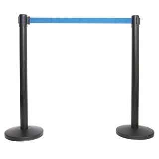 Block Steel Footpath Blue Fuji B0-7