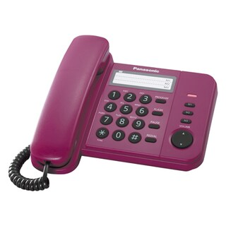 Telephone Red Panasonic KX-TS520MX