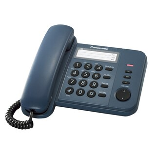 Telephone Navy Panasonic KX-TS520MX