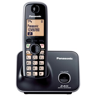 Panasonic KX-TG3711B XB Cordless Telephone Black