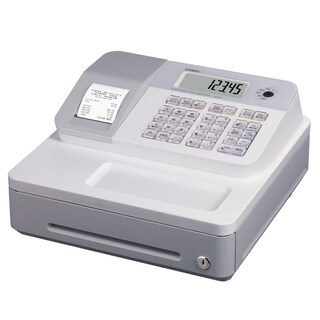 Cash Register White Casio SE-G1SB-WE