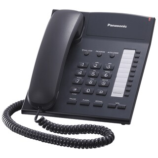 Telephone Black Panasonic KX-TS820MX