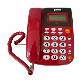Telephone Red Reach CID-500