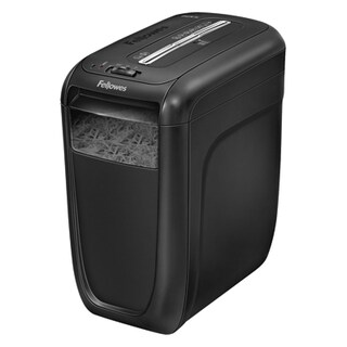Fellowes 60Cs Shredder Black