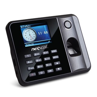 Neocal TM-2800 Finger Scan Black
