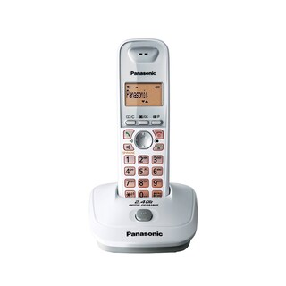 Cordless Phone White Panasonic KX-TG3551BXW