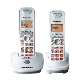 Cordless Phone White Panasonic KX-TG3552BXW