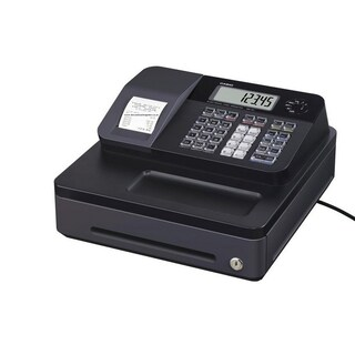Cash Register Black Casio SE-G1SB