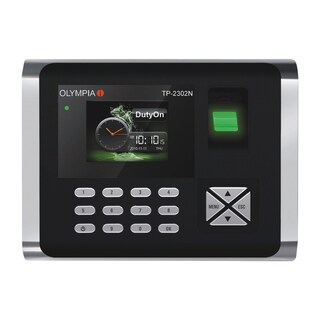 Olympia TP2302N Finger Scan Black