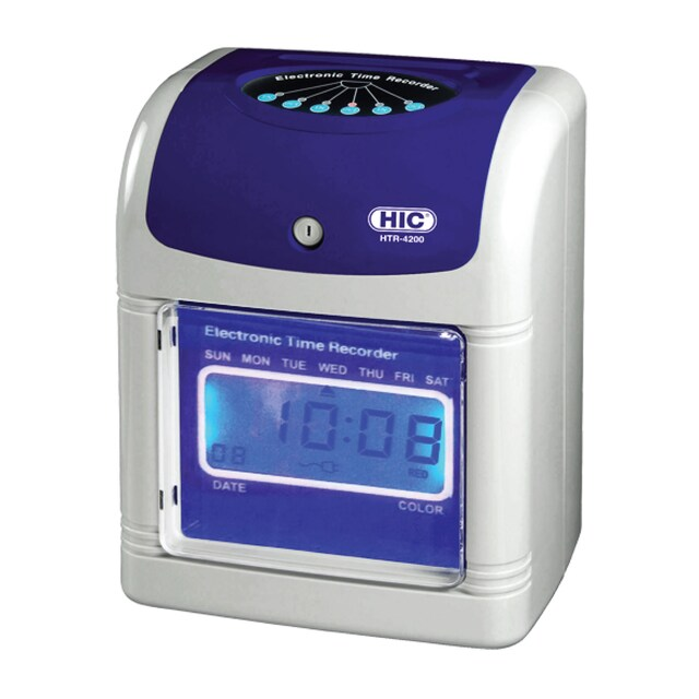 Time Recorder Hic HTR-4200