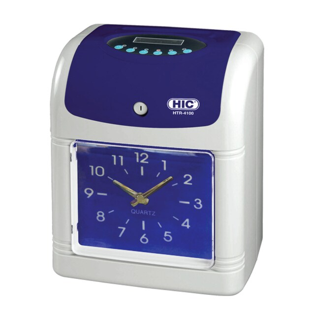 Time Recorder Hic HTR-4100