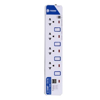 4OutLet Plug VCT3x0.75 3M. ToshiNo ET-914