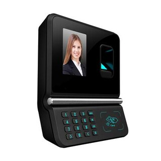 Nideka UTF620 Fingerprint Scanner and Face Recognition