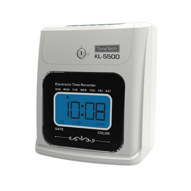 Time Recorder Grey Time Tech KL-5500