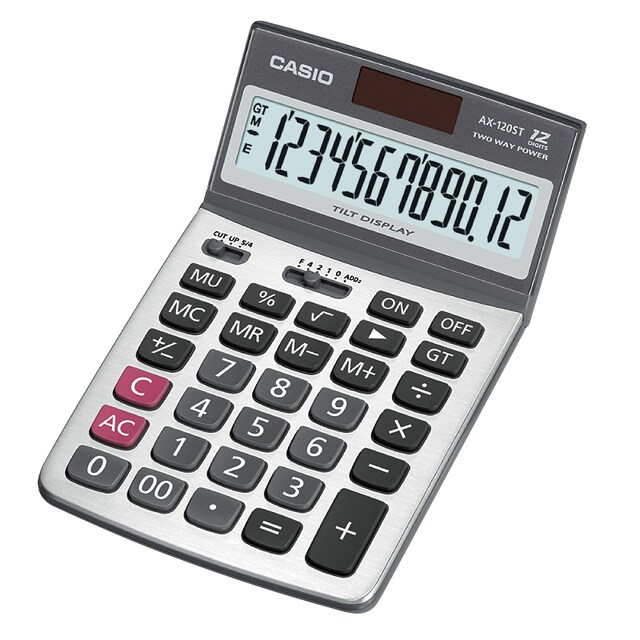 Calculator Casio AX-120ST