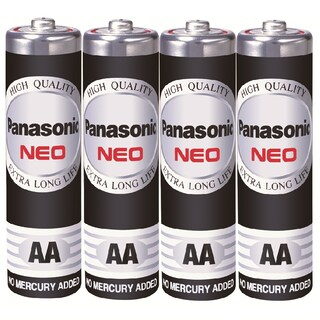 4SL Battery AA (4 Piece) Panasonic NEO