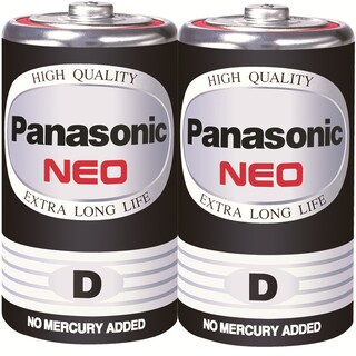 R20NT/2SL Battery D (2 Piece) Panasonic NEO