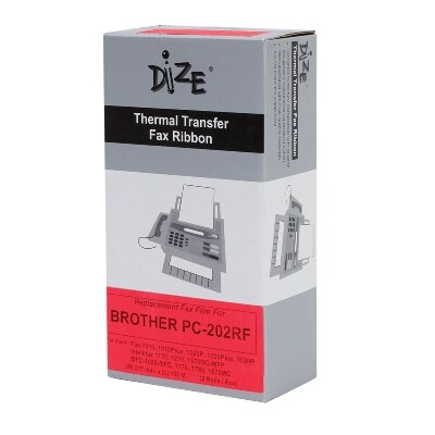 Dize Fax Film B202RF for Brother PC202RF 135 m.