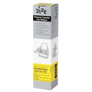 Dize PF057 Fax Film for Panasonic KX-FA57E 70 m.