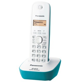 Cordless Phones Blue Panasonic KX-TG3411BXC