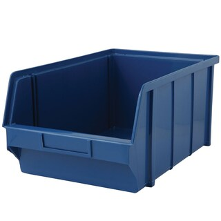 Plastic Tool Storage Carton Blue Basket 54 Copo
