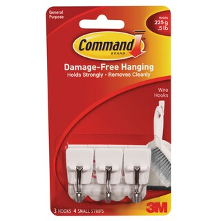 Command 17067 Small Wire Hook
