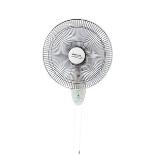 "Wall Mounted Fan 16"" White Accord AC16-40W"