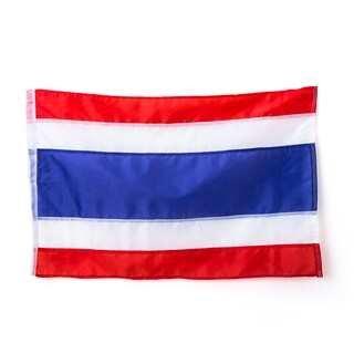 Flag Of Thailand 80x120 cm. (2/Pack) คิว แฟลก