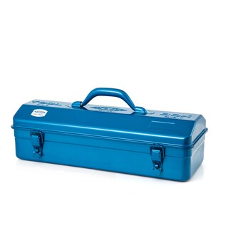 Hip Roof Tool Box Blue Toyo Y-410